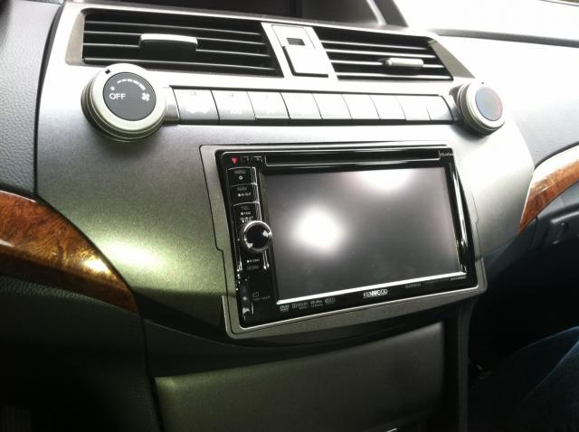 2012 Honda Accord Navigation System Wss Drive Easy