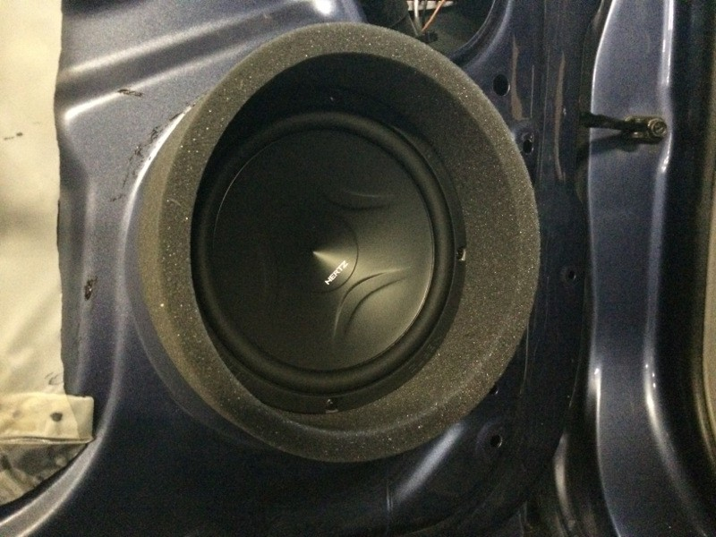 Sorento Speaker Upgrade Adds Finishing Touch To This System