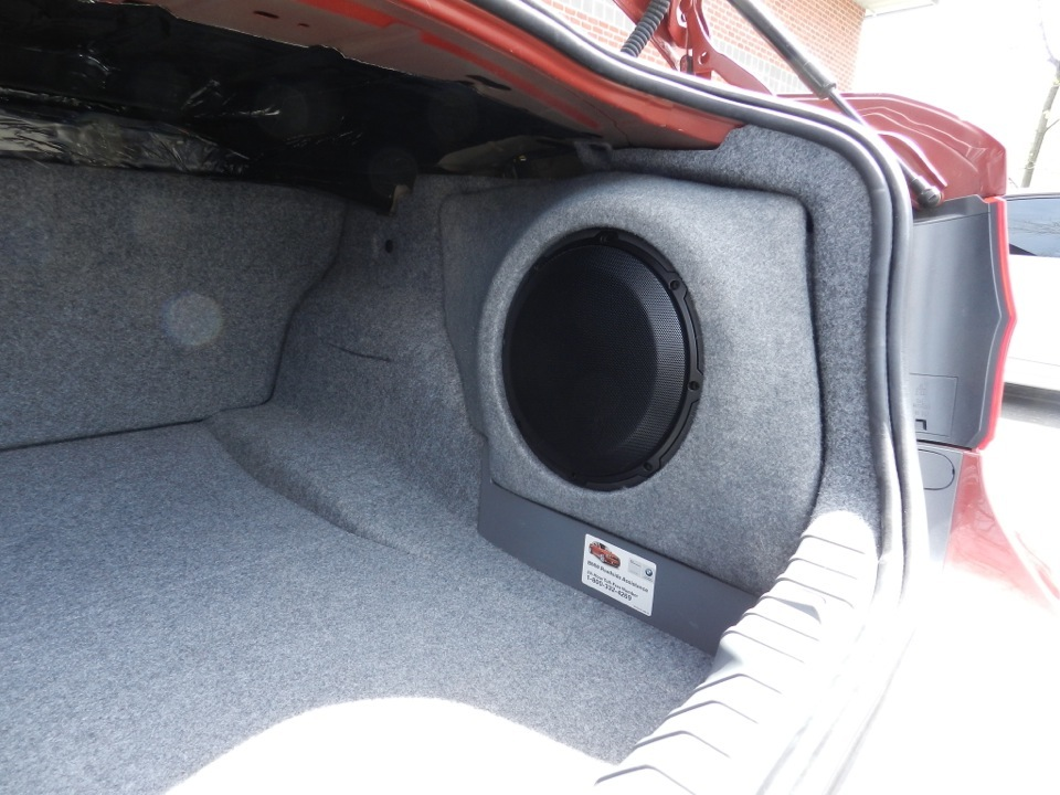 Bmw Bass Package Completes Audio Upgrade For Falls Church