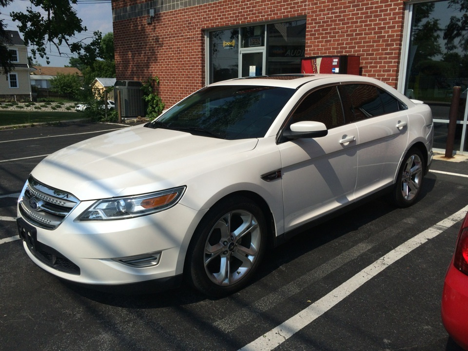 Ford Taurus Window Tint Keeps Sykesville Client Cool!