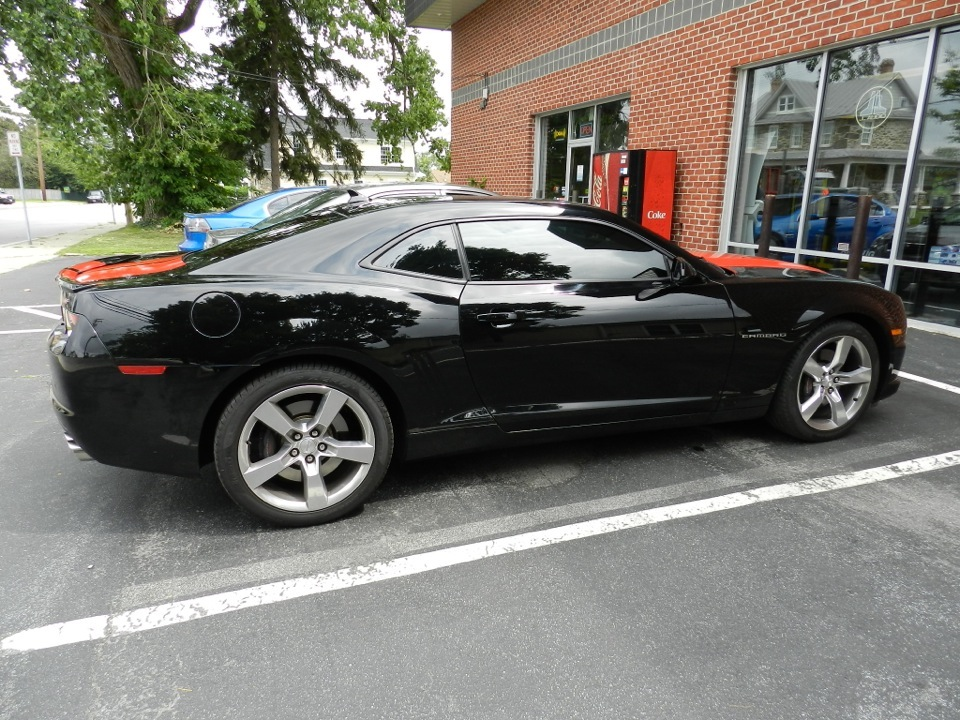 Camaro window tint 2 westminster speed for 2 for 1 window tinting