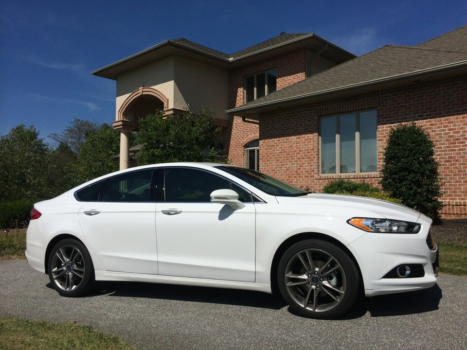 Ford Fusion Window Film Installation Keeps Out The Heat