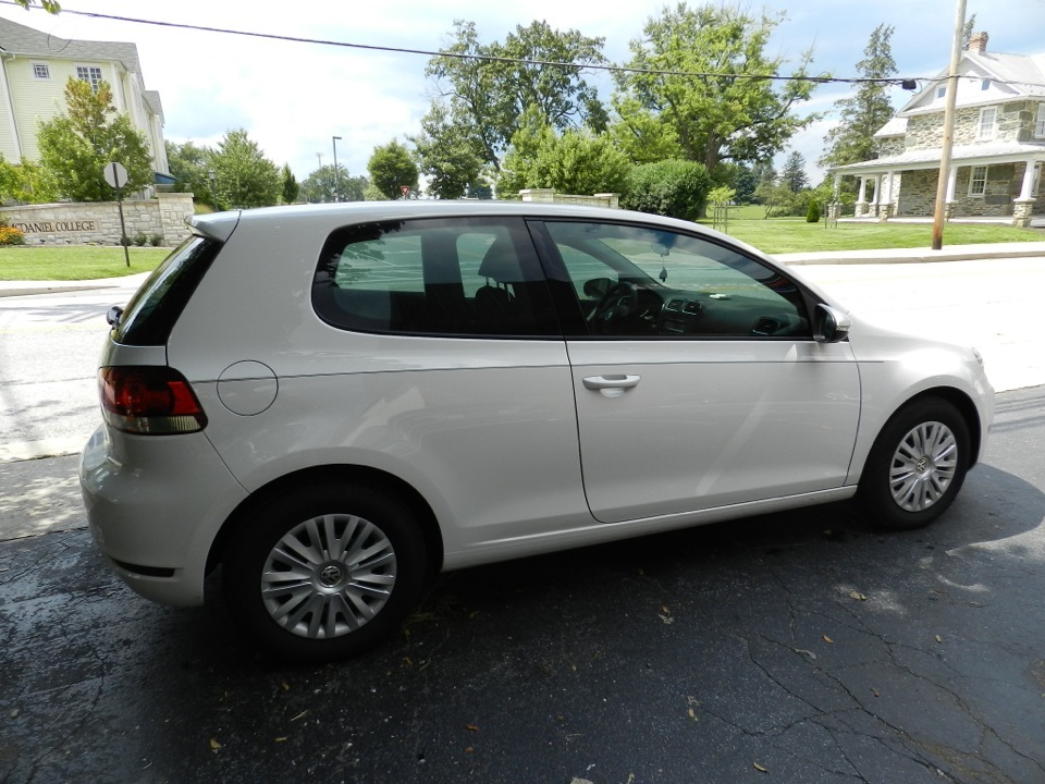 Vw golf window tint 2 westminster speed for 10 window tint