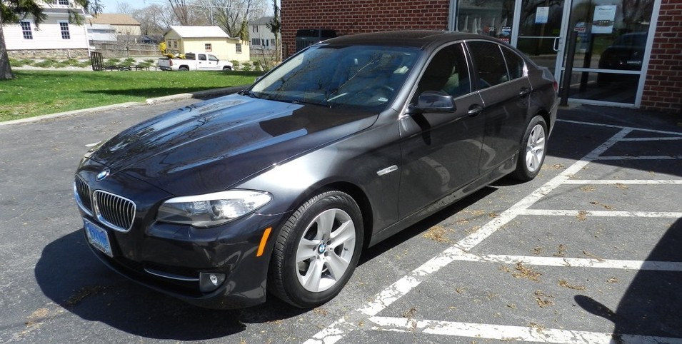 Bmw 528i Backup Camera Install For Owings Mills Client