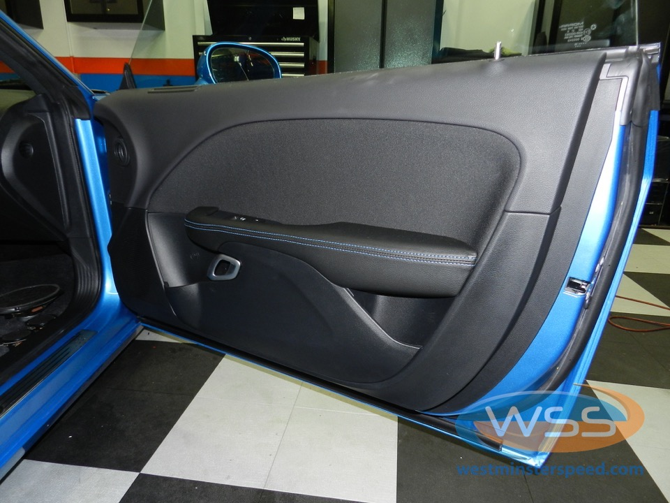 Dodge Challenger Stereo System 16 Westminster Speed