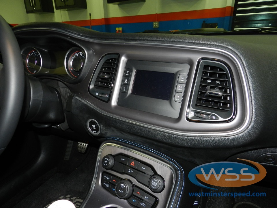 Dodge Challenger Stereo System 18 Westminster Speed