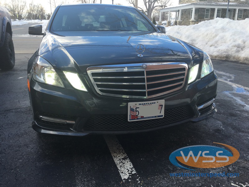 mercedes benz e350 upgrades 6 westminster speed