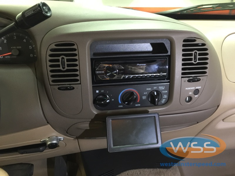 ford f 150 radio 1 westminster speed. Black Bedroom Furniture Sets. Home Design Ideas