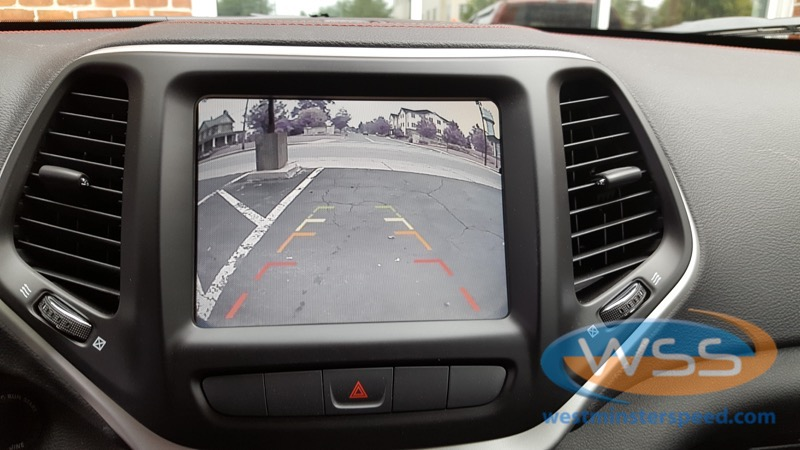 Jeep Cherokee Backup Camera 3 Westminster Speed