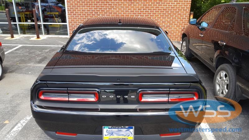 Dodge Challenger Window Tint 3 Westminster Speed