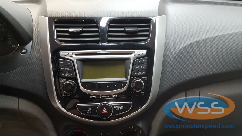Hyundai Accent Technology 1